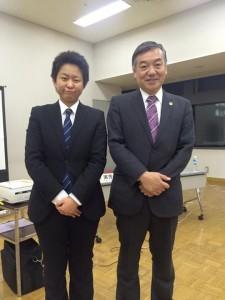 東京都多摩市の阿部市長とイベントにて対談をさせていただきました。