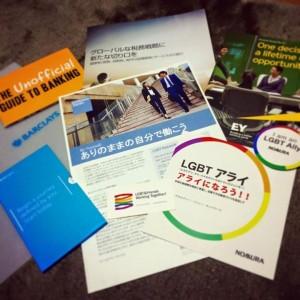 「LGBT学生のための金融業界セミナー」に参加させて頂きました。