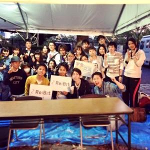 東京レインボープライド2015 パレード&フェスタ ReBit「学生みんなの!新歓&交流ブース」は無事終了致しました。