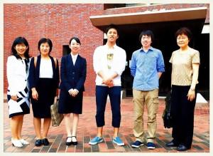 【出張授業】都留文科大学 人権講演会