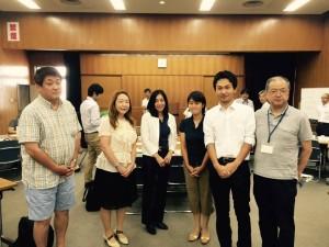 平成27年度神奈川県子ども・若者支援連携会議 地域ブロック会議(相模原・県央ブロック)