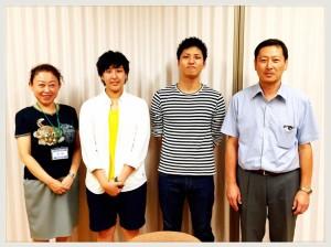横浜市立日限山中学校の教職員研修